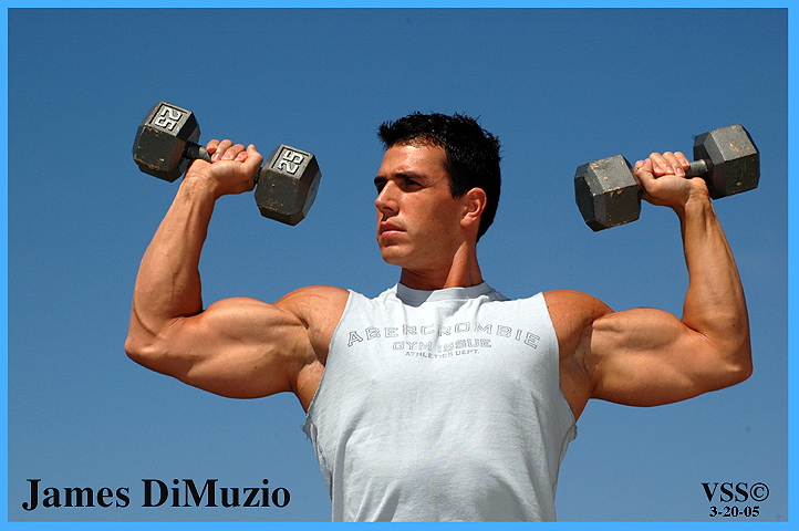 Dumbell Press